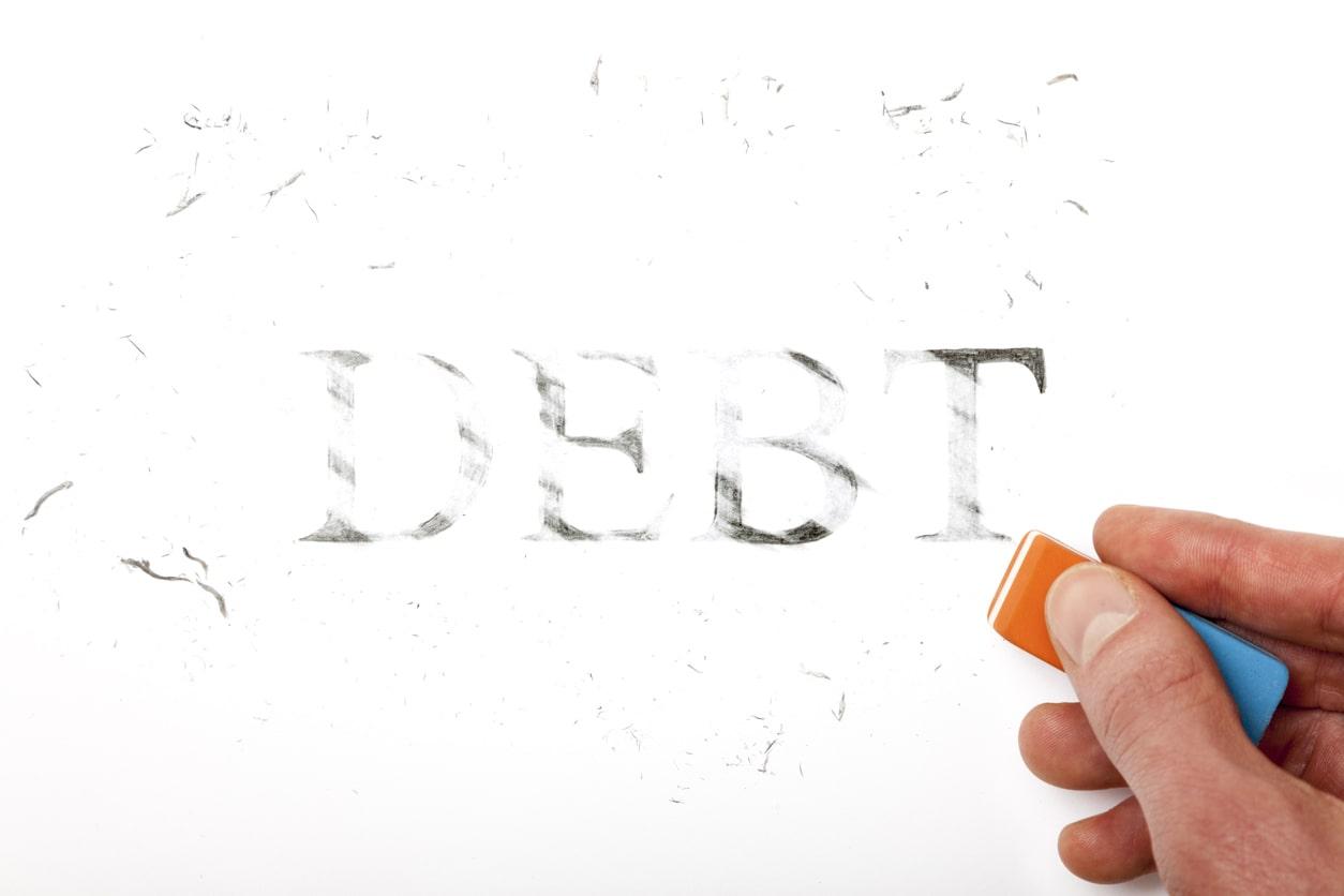 Vad är en skuldsanering?